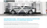 Gepanzerte Fahrzeuge, Beratung, Ersatzteile, Reparatur, Training, Ausstattung und Kaufhilfe
